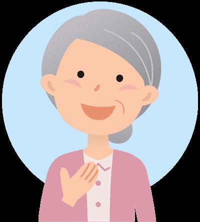 [お客様の声]熱田区 H様 施設に入居中だった母が突然入院、1、2週間で 退院予定が予想もしない突然の結果に・・・。